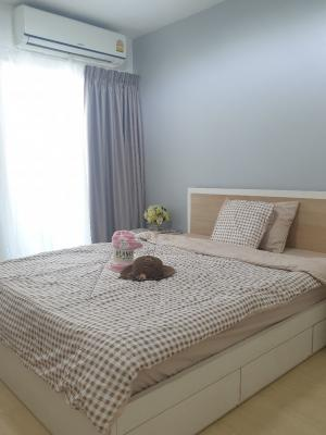For SaleCondoOnnut, Udomsuk : for sale mycondo sukhumvit52 verygood location for investment25sqm. 1studio 1kitchen room 1restroom full furnished sell ready renter 2.19M.contact pls. call 0623569169line pumpui1511