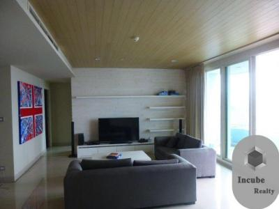 For SaleCondoWongwianyai, Charoennakor : P17CR1911007 Watermark Chaophraya 2 bed 3 bath 145 sqm 14.5 MB