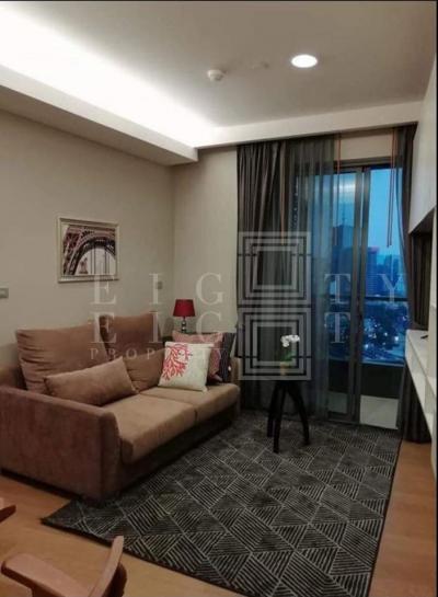 เช่าคอนโดสุขุมวิท อโศก ทองหล่อ : For Rent The Lumpini 24 ( 55 square metres )