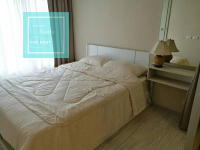For RentCondoRattanathibet, Sanambinna : For rent, Aspire Ratthanathibeth2, only 7500 baht / month (there are many rooms to choose from)