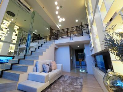 Sale DownCondoPinklao, Charansanitwong : Ideo Charan 70 Studio Hybrid, just 2.87 million south. Rare room in the market.
