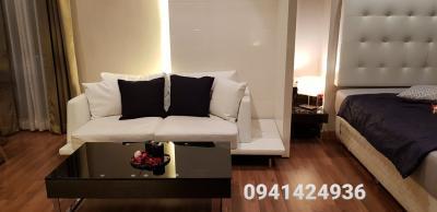 For RentCondoRatchadapisek, Huaikwang, Suttisan : Excellent condition Studio room20,000 เฉพาะโพสนี้ Corner room  Unblocked view