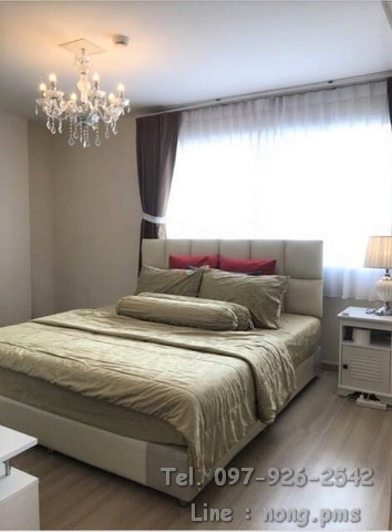 For SaleCondoLadprao 48, Chokchai 4, Ladprao 71 : OS-079 The Maple Ratchada-Ladprao for sale, fully furnished, ready to move in
