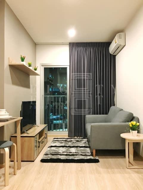เช่าคอนโดรัชดา ห้วยขวาง : For Rent Noble Revolve Ratchada  ( 26 square metres )