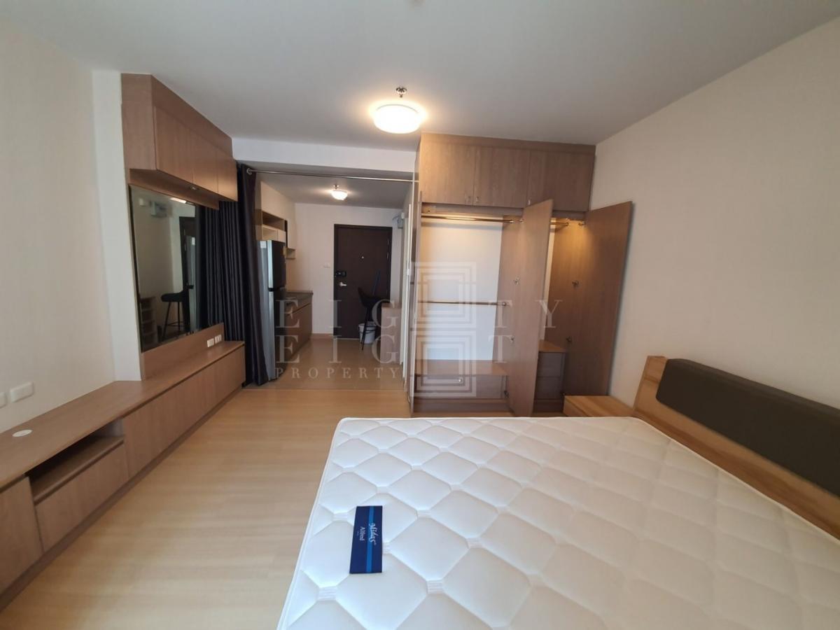 เช่าคอนโดพระราม 9 เพชรบุรีตัดใหม่ : For Rent Supalai Veranda Rama9 ( 30 square metres )