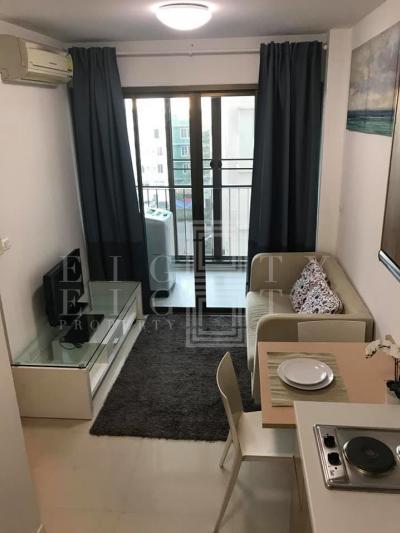เช่าคอนโดอ่อนนุช อุดมสุข : For Rent Ideo Mix Sukhumvit 103 ( 30 square metres )