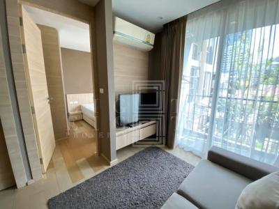 เช่าคอนโดสีลม บางรัก : For Rent Klass Silom ( 33 square metres )