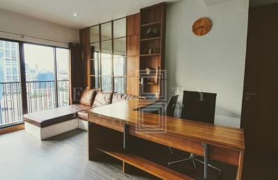 เช่าคอนโดสุขุมวิท อโศก ทองหล่อ : For Rent Noble Refine ( 55 square metres )