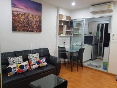 เช่าคอนโดท่าพระ ตลาดพลู : For Rent The President Sathorn - Ratchaphruek 3 ( 35 square metres )