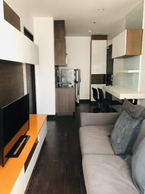 For RentCondoRatchathewi,Phayathai : Ideo Q Phayathai🔥 1bedroom for Rent !! Fully Furnished