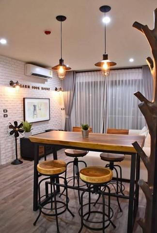 ขายคอนโดรัชดา ห้วยขวาง : ขายด่วน ห้องสวย Klangkrung Resort Ratcha 7** 1 ห้องนอน 1 ห้องน้ำ 61 ตร.ม. แต่งครบ
