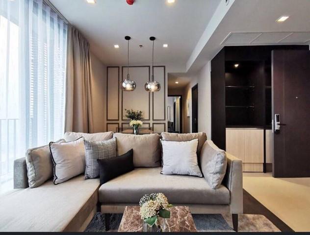 For RentCondoSukhumvit, Asoke, Thonglor : Urgent rent, nice room, good location, EDGE SUKHUMVIT 23 ** 2 bedroom 63.5 sq.m., high floor, fully furnished !!!