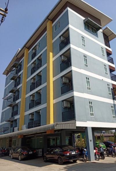 ขายขายเซ้งกิจการ (โรงแรม หอพัก อพาร์ตเมนต์)เชียงใหม่-เชียงราย : ขายสบายๆ ผลตอบแทนเกิน 8% อพาร์ทเมนท์ใหม่ ลูกค้าพักเต็มตลอดปี สร้างได้มาตรฐาน ทำเลเยี่ยม ในเมืองเชียงใหม่