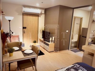 เช่าคอนโดบางนา แบริ่ง : For Rent Ideo O2 ( 28 square metres )