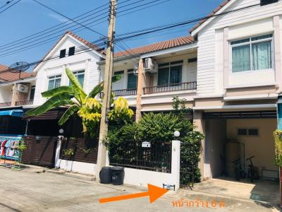 For SaleTownhouseRangsit, Patumtani : Townhouse for sale with new conditions in Khlong 3, Khlong Luang