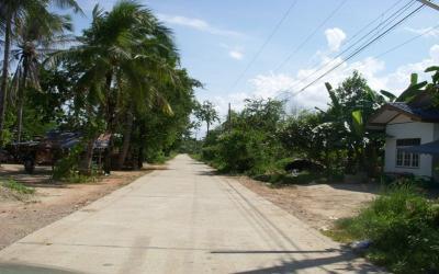 For RentLandHua Hin, Prachuap Khiri Khan, Pran Buri : Land for rent 90-200 square wah near Hua Hin - Huai Mongkol Road (TorLor. 3218), Hin Lek Fai Subdistrict, Hua Hin
