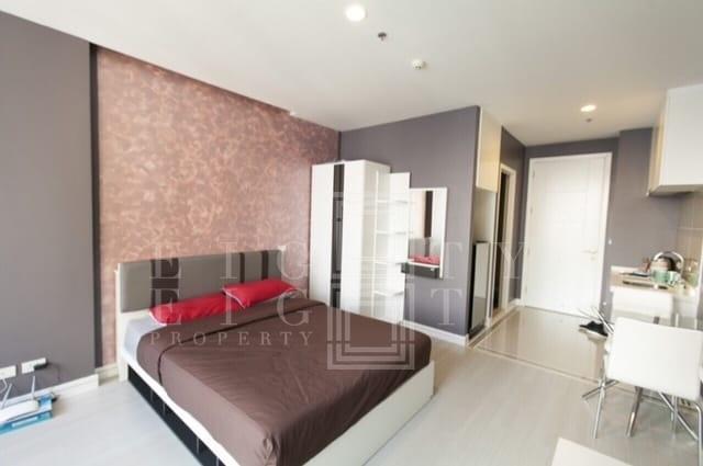 เช่าคอนโดพระราม 9 เพชรบุรีตัดใหม่ : For Rent TC Green Rama 9 ( 30 square metres )