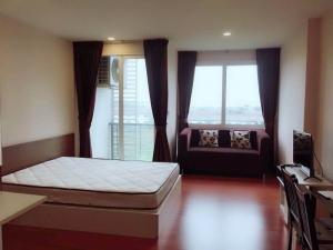 For RentCondoLadkrabang, Suwannaphum Airport : Condo for rent near Suvarnabhumi Airport, size 29 sqm.