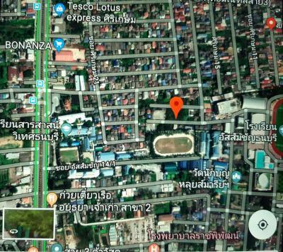 ขายที่ดินพุทธมณฑล ศาลายา : ขายที่ดินเปล่า 480 ตร.วา พุทธมณฑล สาย3 หลัง รร.สารสาสน์ฯ อัสสัมชัญธนบุรี แบ่งขายตามโฉนด 6โฉนด 76-83ตรว. เริ่ม 2.43ล้านบาท บางแค กรุงเทพฯ ติดถนนซอย