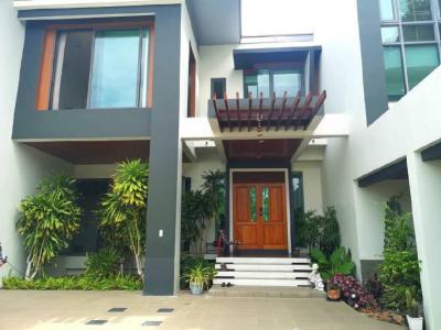 For SaleHouseLadkrabang, Suwannaphum Airport : Modern Luxury house for sell, Prime Nature villa