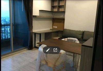 For RentCondoBang Sue, Wong Sawang : Rent 2 bed Ideo Mobi Fully Furnished 47.5 sqm.