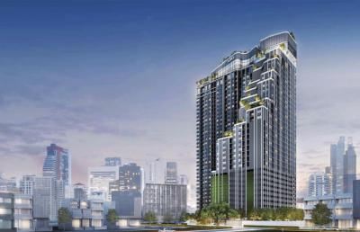 ขายคอนโดสยาม จุฬา สามย่าน : Rare Items !!!!!!! Studio Hybrid !!!!!  Only 4 units for the whole project Ideo Chula -Samyan32th floor16x,xxx Per sqm.