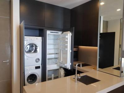 เช่าคอนโดสีลม ศาลาแดง บางรัก : for rent Saladeang one 1 bedroom 55,000baht/month.