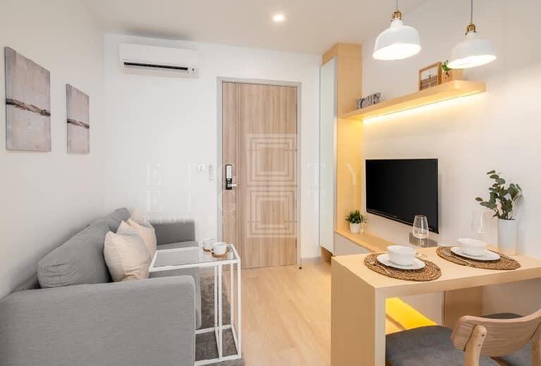 For RentCondoSathorn, Narathiwat : For Rent Knightsbridge Prime Sathorn ( 30 square metres )