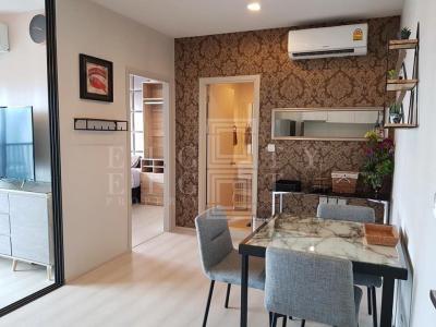 เช่าคอนโดอ่อนนุช อุดมสุข : For Rent Life Sukhumvit 48 ( 40 square metres )