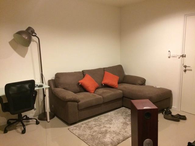 ขายคอนโดอ่อนนุช อุดมสุข : ขายด่วน** ราคาดีมาก  Aspire Sukhumvit 48   1 ห้องนอน 38.35 ตร.ม. แต่งครบพร้อมเข้าอยู่!!!