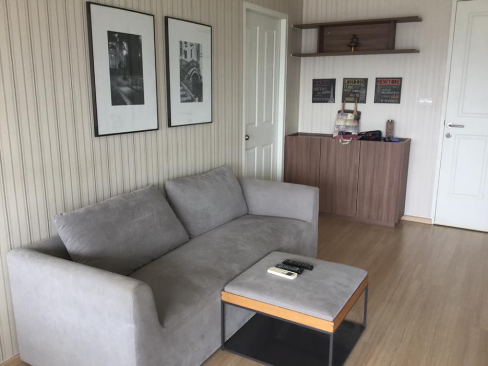 เช่าคอนโดบางซื่อ วงศ์สว่าง เตาปูน : ให้เช่า คอนโด U-Delight 3 @ บางซื่อ ห้องพื้นที่ 51 ตรม. 2 ห้องนอน ชั้น 23 เฟอร์นิเจอร์ครบ  วิวเมือง ค่าเช่าเดือนละ 15,000 บาท 