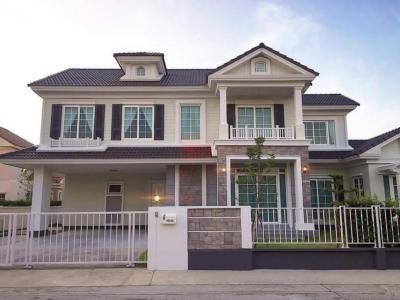 For SaleHouseEakachai, Bang Bon : 🏡House for sale in good location  Ekachai-Bangbon New beautiful house and big house, never been lived in.