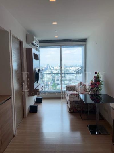 เช่าคอนโดสะพานควาย จตุจักร : For Rent Rhythm Phahol - Ari ( 35 square metres )