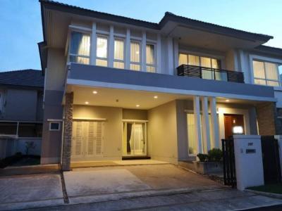 For SaleHousePattanakan, Srinakarin : 🏠Luxury house for sale, Grand Bangkok Boulevard Rama 9-Srinakarin, Krungthep Kreetha Road