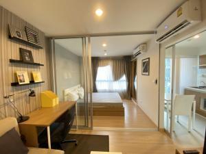 For RentCondoBang kae, Phetkasem : For Rent The Niche ID Bang Khae 1 bed 30 sqm. Building A, 6th floor, fully furnished, near Bang Khae BTS station