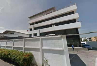 For SaleOfficeOnnut, Udomsuk : Office building for sale, Sukhumvit 101, near Punnawithi BTS station