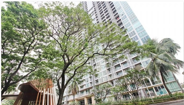 For SaleCondoLadprao, Central Ladprao : Abstract Phaholyothin Park, the owner sells by himself, sells at a loss, sells lower than the price (4th floor, garden view, garden view, open the door, see 8 rai garden, how many years no one can block view. Condo MRT (Phahon Yothin) 38 sq m.