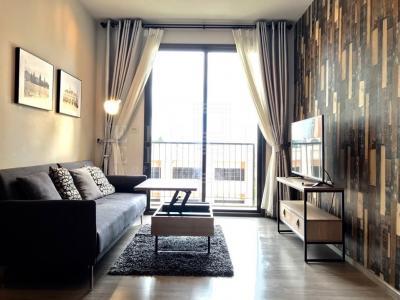 เช่าคอนโดวงเวียนใหญ่ เจริญนคร : For Rent Nye by Sansiri ( 36.7 square metres )