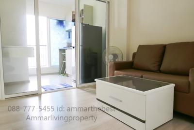 For SaleCondoRattanathibet, Sanambinna : Sale with tenant Aspire Ratthanathibet 1 1 Bedroom 22 fl  ALP-C-1902008