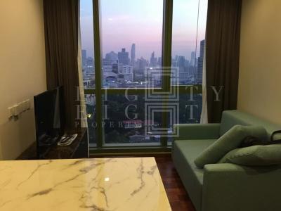 เช่าคอนโดราชเทวี พญาไท : For Rent Wish Signature Midtown Siam ( 35 square metres )