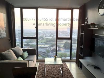 For SaleCondoChengwatana, Muangthong : Sale The Base Chaengwatthana 2 Bedrooms 18 fl 1 bldg (ALP-C-1904001)