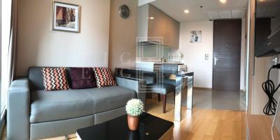 เช่าคอนโดพระราม 9 เพชรบุรีตัดใหม่ : For Rent The Address Asoke  ( 35.9 square metres )