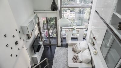 For RentCondoSukhumvit, Asoke, Thonglor : For Rent Ideo Morph 38 ( 35 square metres )