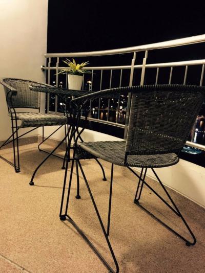 Supalai River Resort 1 bedroom 53m2 beautiful river view - for rent-20000