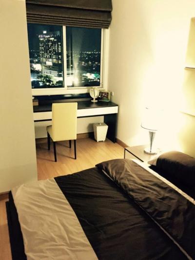 เช่าคอนโดวงเวียนใหญ่ เจริญนคร : Supalai River Resort 1 bedroom 53m2 beautiful river view - for rent-20000