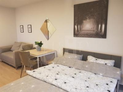 เช่าคอนโดบางนา แบริ่ง : For Rent Ideo O2 ( 26.56 square metres )