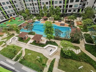 Sale DownCondoVipawadee, Don Mueang, Lak Si : resale down payment Grene condo Donmuang close to airport good location good price