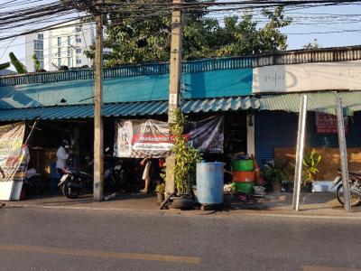For SaleCommercialBangkruai, Ratchapruek : Quick sale Tiwanon commercial building.