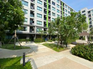 For SaleCondoVipawadee, Don Mueang, Lak Si : Condo sales GRENE CONDO Donmueang-Songprapha. *** Resort style room Can access to the garden and swimming pool of the project immediately! *** Ready to move in.