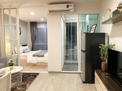 เช่าคอนโดอ่อนนุช อุดมสุข : For Rent Regent Home Sukhumvit 97/1 ( 28 square metres )